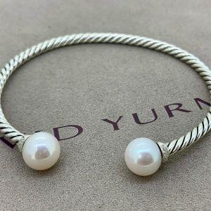 David Yurman Solari Bracelet Pearls & Diamonds